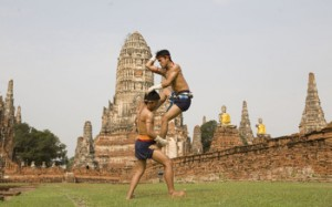 Wai Kru Muay Thai Ceremony