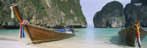 panoramic-images-longtail-boats-moored-on-the-beach-mahya-beach-ko-phi-phi-lee-phi-phi-islands-thailand